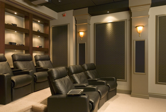 room acoustics - Home Theatre Designs