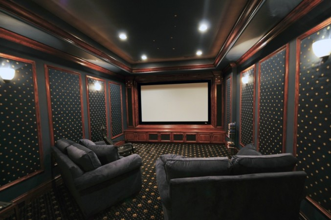 Home Theater Design - Home Theater Frisco - Smart Homes Of Texas