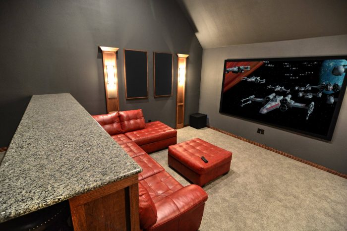 home theater frisco